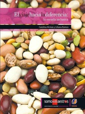cover image of El viaje hacia la diferencia