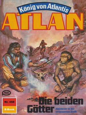 cover image of Atlan 458