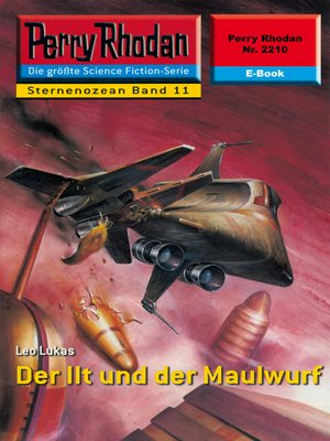 cover image of Perry Rhodan 2210