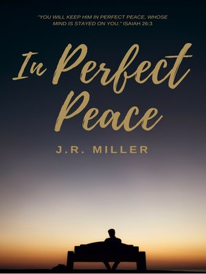cover image of In Perfect Peace