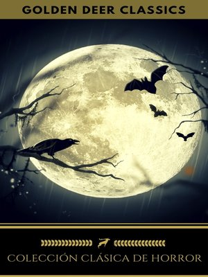 cover image of Colección Clásica de Horror (Golden Deer Classics)