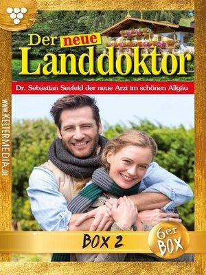 cover image of Der neue Landdoktor Jubiläumsbox 2 – Arztroman