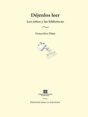 cover image of Déjenlos leer