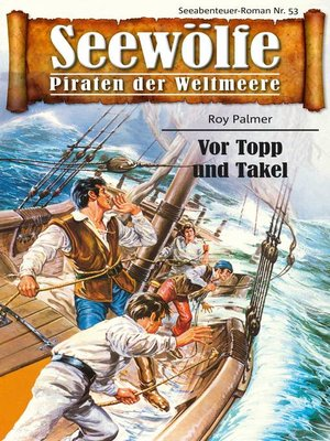 cover image of Seewölfe--Piraten der Weltmeere 53