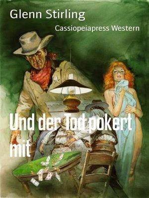 cover image of Und der Tod pokert mit