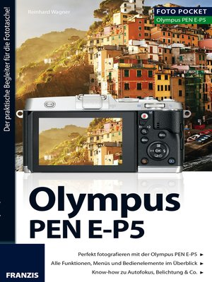 cover image of Foto Pocket Olympus PEN E-P5