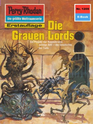 cover image of Perry Rhodan 1209