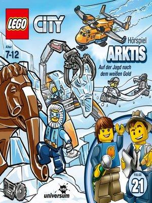 cover image of Folge 21--Arktis--Auf der Jagd nach dem weißen Gold