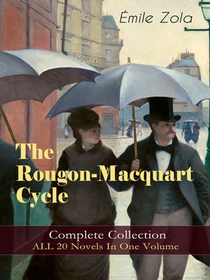cover image of The Rougon-Macquart Cycle