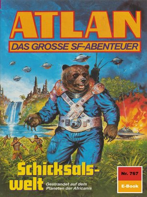 cover image of Atlan 767