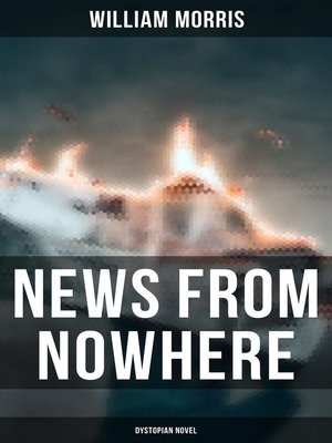 cover image of News from Nowhere (Dystopian Novel)