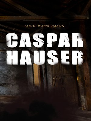 cover image of Caspar Hauser