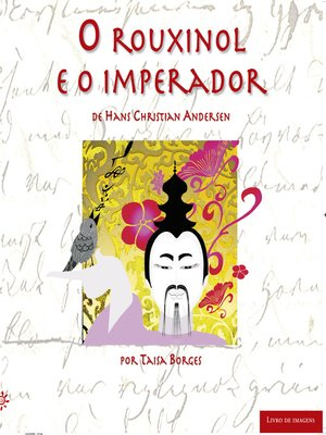 cover image of O rouxinol e o imperador