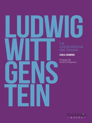 cover image of Ludwig Wittgenstein