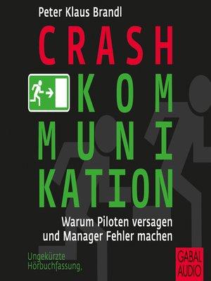 cover image of Crash-Kommunikation