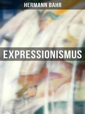 cover image of Expressionismus