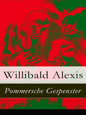 cover image of Pommersche Gespenster