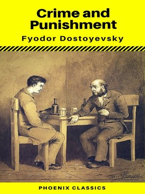 cover image of Crime and Punishment (With Preface) (Phoenix Classics)