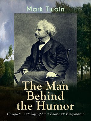 cover image of MARK TWAIN--The Man Behind the Humor