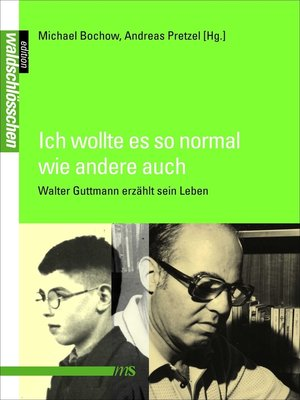 cover image of Ich wollte es so normal wie andere auch