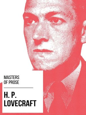 cover image of Masters of Prose--H. P. Lovecraft