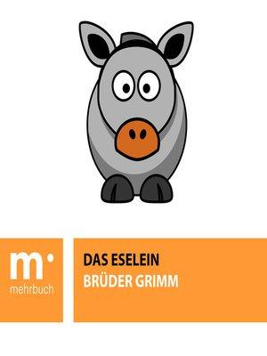 cover image of Das Eselein