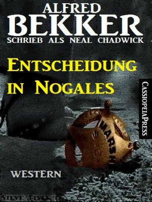 cover image of Entscheidung in Nogales