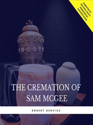 cover image of The Cremation of Sam McGee