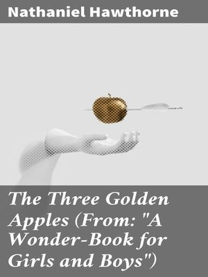 cover image of The Three Golden Apples (From