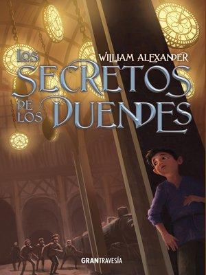 cover image of Los secretos de los duendes
