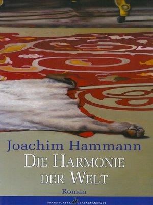 cover image of Die Harmonie der Welt