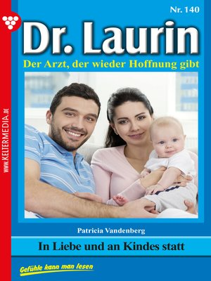 cover image of Dr. Laurin 140 – Arztroman