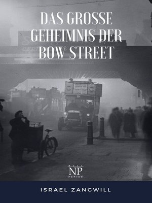 cover image of Das große Geheimnis der Bow Street