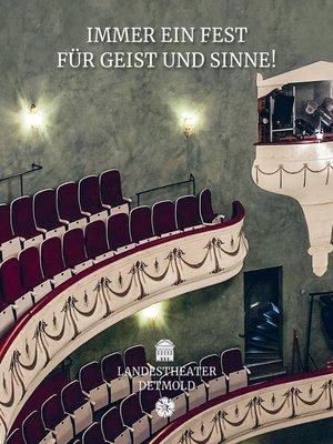 cover image of Immer ein Fest für Geist und Sinne!