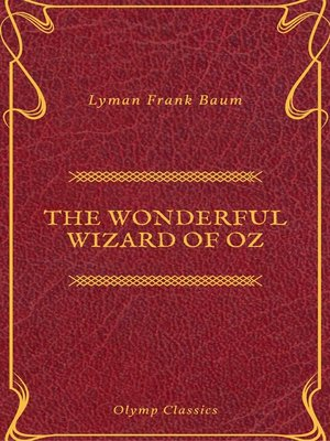 cover image of The Wonderful Wizard of Oz (Active TOC)(Olymp Classics)