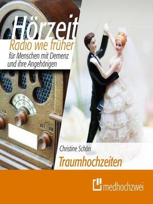 cover image of Traumhochzeiten