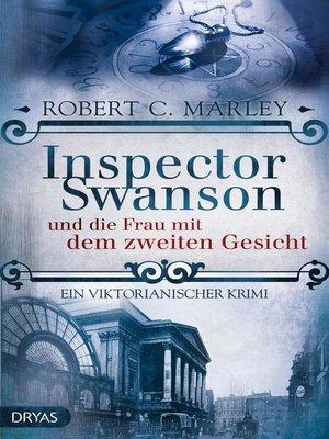 cover image of Inspector Swanson und die Frau mit dem zweiten Gesicht