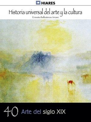 cover image of Arte del siglo XIX