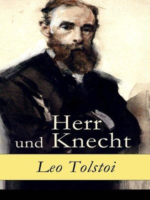 cover image of Herr und Knecht