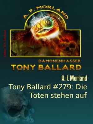 cover image of Tony Ballard #279