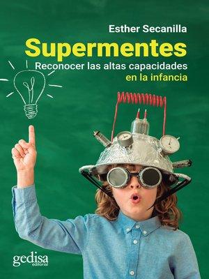 cover image of Supermentes