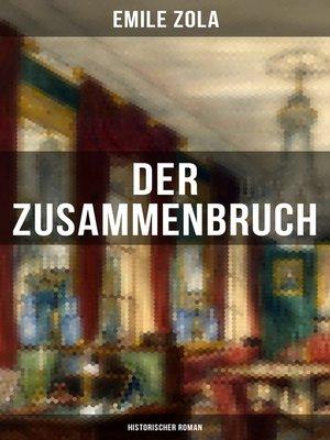 cover image of Der Zusammenbruch