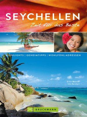 cover image of Bruckmann Reiseführer Seychellen