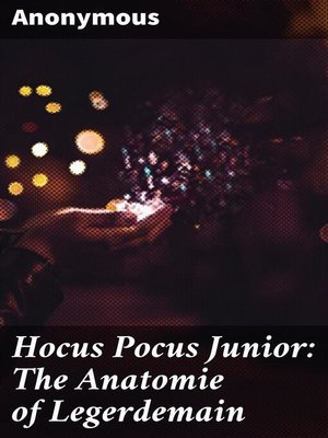 cover image of Hocus Pocus Junior