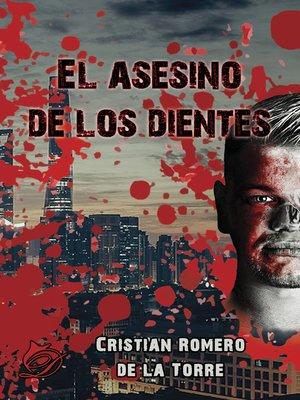 cover image of El asesino de los dientes