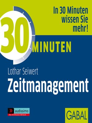 cover image of 30 Minuten Zeitmanagement