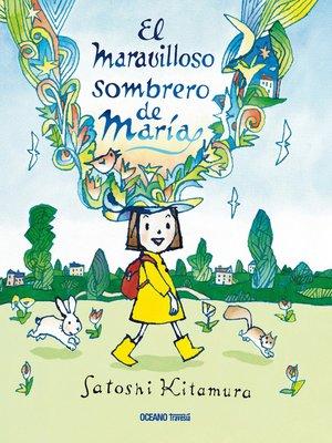 cover image of El maravilloso sombrero de María
