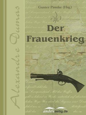 cover image of Der Frauenkrieg