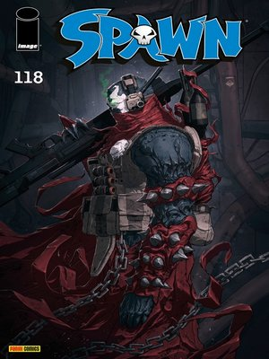 cover image of Spawn, Band 118