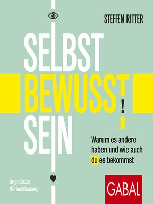 cover image of Selbstbewusstsein
